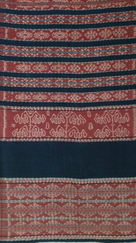 Ei raja cotton tree motif