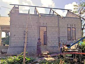 House in Pedero, Savu