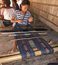 Weaving Savu Fundraising