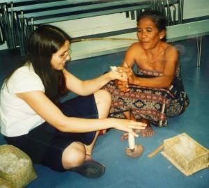 Workshop spinning