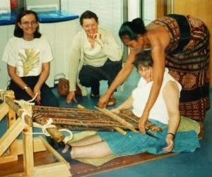 Workshop weaving